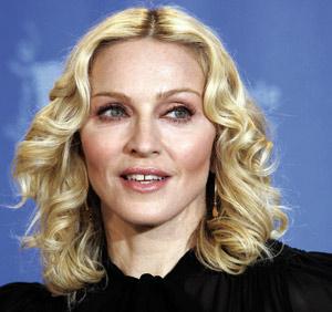 Madonna, la reine de la pop
