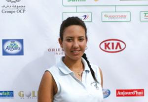 Championnats arabes de golf : la palme d'or à Maha Haddioui et aux juniors