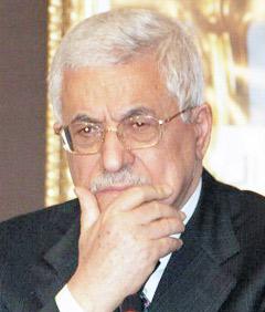 Mahmoud Abbas sort son joker !