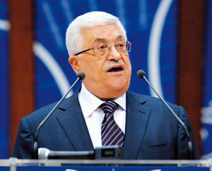 Abbas demande aux Européens de soutenir le printemps palestinien