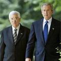 Tapis rouge pour Abbas à Washington
