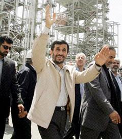 Nucléaire : l'Iran risque des sanctions économiques