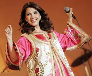 Majda El Roumi, la fleur du Liban