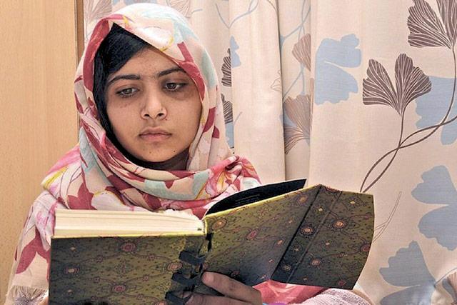 Malala Yousafzaï, la plus jeune Nobel de l'Histoire