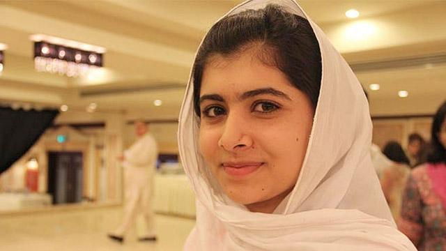 Le Prix Sakharov décerné à la jeune pakistanaise Malala Yousafzai