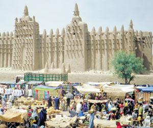 Mali : le jeûne à Djenné