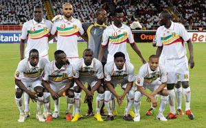 Groupe D : Mali