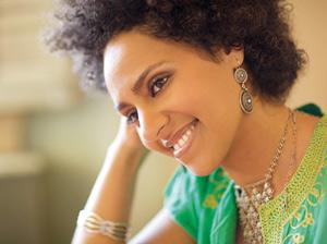 La Marocaine Malika Zarra à New York