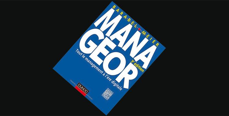 Manageor : Tout le management à l'ère digitale, de Michel Barabel et Olivier Meier