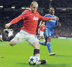 Manchester United retrouve le dernier carré