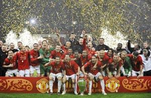 Manchester United retrouve le sommet de l'Europe