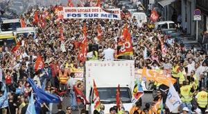 Nouveau bras de fer entre les syndicats et Sarkozy