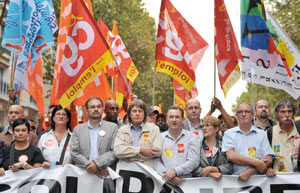Réforme des retraites en France : menace de grève illimitée dans les transports
