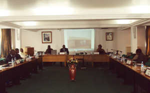 Tanger : pour la mise à jour des textes relatifs aux élections en Afrique