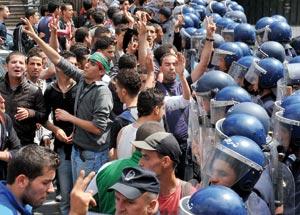 Algérie : Manifestations contre la dévalorisation des diplômes