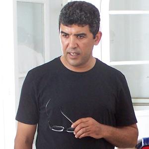 Bouchaïb Moual : «Je tente d'écrire ma propre histoire dans l'Histoire»