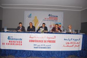 Grand marathon international de Casablanca : 3000 athlètes au départ de la 4ème édition