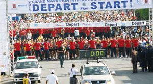 Les Marocains dominent, Aziz Naji Idrissi s'adjuge le titre