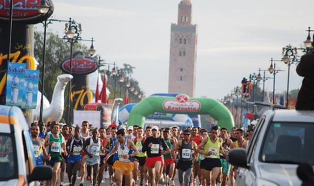 Marathon international de Marrakech: Vingt-cinq ans et pas  une ride