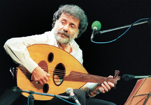 Marcel Khalifa, le chanteur de la paix