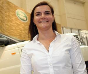 Marcelle Duncan : «Rien n'est comparable à un 4×4 Land Rover»