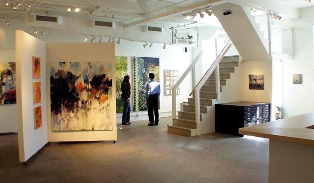 Marché international : Pas de crise pour l art contemporain