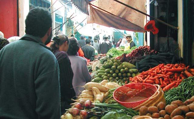 Consommation : Les prix des légumes se rétractent de 8,6% en juillet