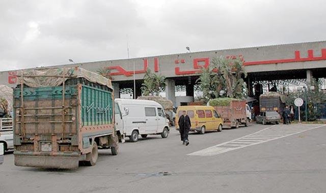 Casablanca : Le wali et le maire face aux commerçants du marché de gros