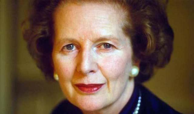 Décès de l'ex-Premier ministre britannique Margaret Thatcher