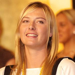 Le deuxième métier de Maria Sharapova