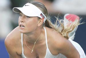 Indian Wells : Maria Sharapova n'ira pas en 8ème de finale