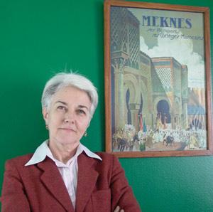 Marie-Annick Duhard : «Le FICAM est une manifestation de référence en Afrique»