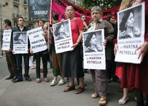 Carla Bruni persuade Sarkozy de ne pas extrader Marina Petrella