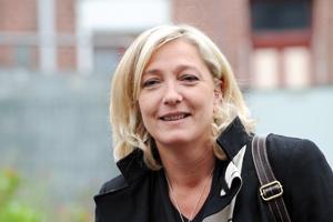 Marine Le Pen, la gagnante des mésaventures de Sarkozy