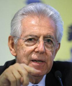 Italie : Course contre la montre de Monti