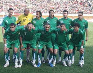 Éliminatoires du Mondial 2010 : Les Marocains ont les faveurs des pronostics