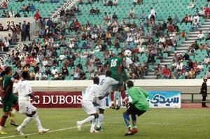 L'équipe marocaine reprend le dessus
