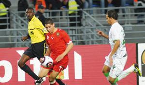 Le Maroc franchit avec succès l'obstacle algérien