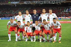 Groupe C : Maroc