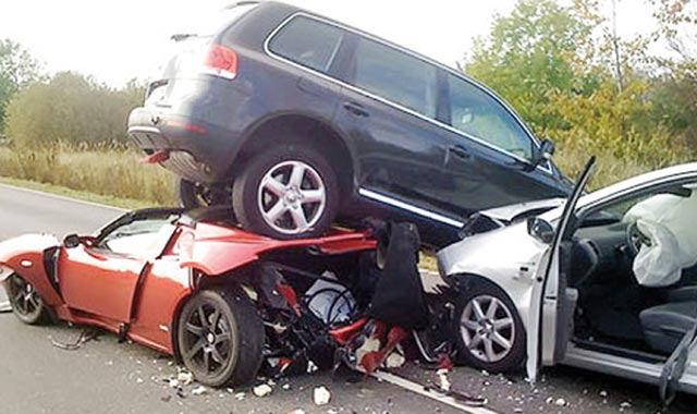 Moins de victimes des accidents  de la route à fin 2013