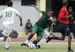 Les nationaux en quête de qualification face à la Libye