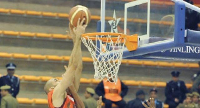 Championnat arabe des clubs de basket-ball : Victoire d'entrée de l'ASS