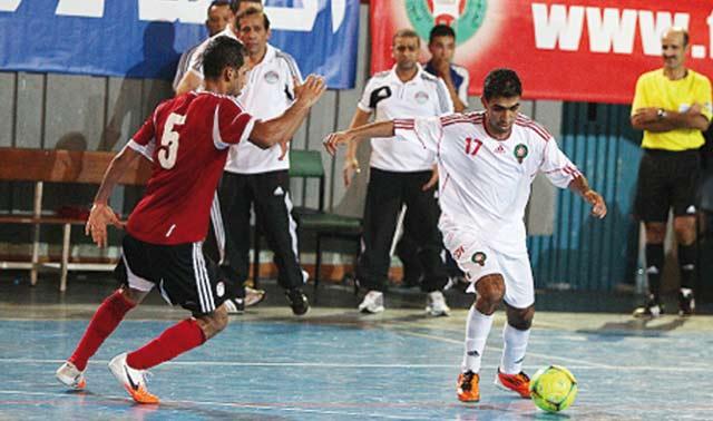 Préparatifs à la Coupe du monde de futsal  : Le  Maroc s incline face à l Egypte
