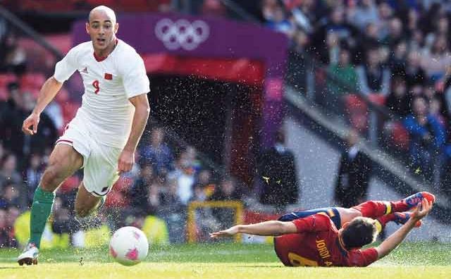 Jeux olympiques 2012 : L équipe nationale sort par la petite porte