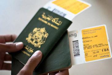 Le passeport marocain donne accès à 63 pays sans visa dans le monde