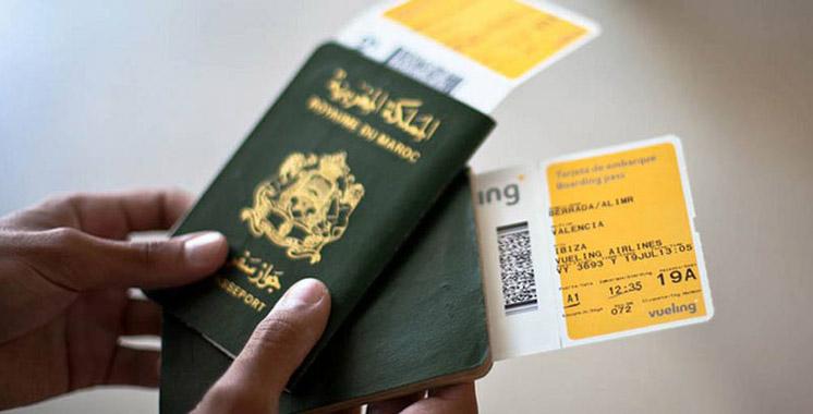 Voici le classement du Maroc parmi les passeports du monde