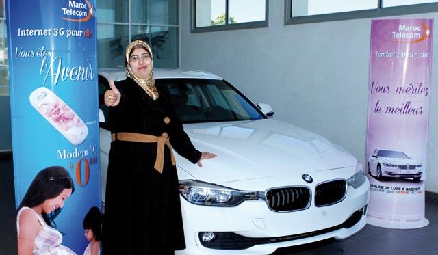 Maroc Telecom célèbre la femme