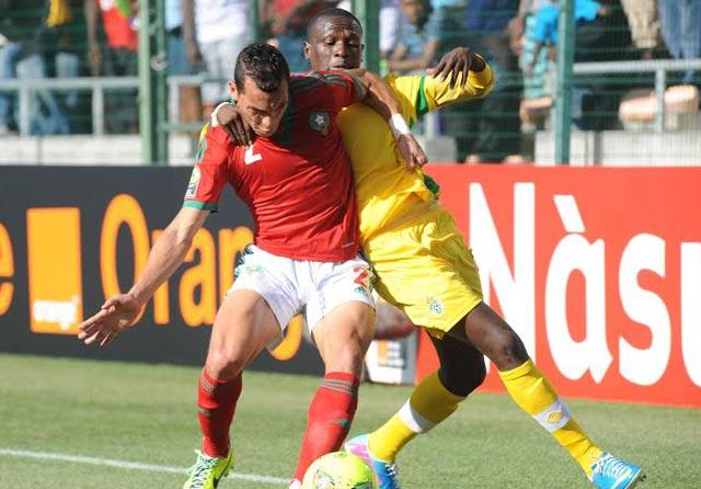 CHAN-2014: Le Maroc et Zimbabwe se neutralisent
