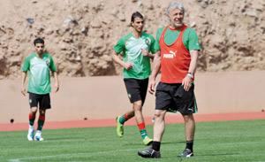 Coupe d'Afrique des Nations-2013 : Le Maroc se prépare face aux Etalons du Burkina Faso