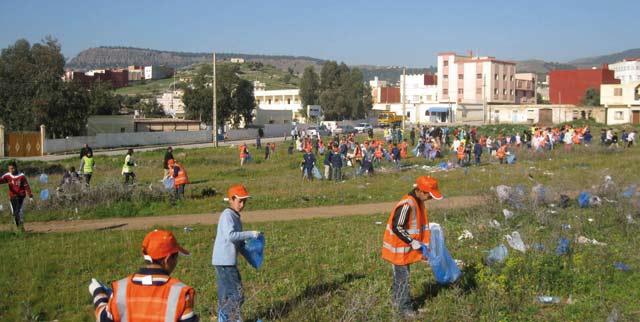Environnement : Lancement de la campagne «Maroc sans sacs plastiques»